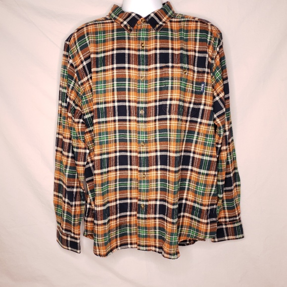 Woolrich Other - Woolrich Mens Size XL Plaid Flannel Button Up